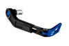 Driven D-Axis Race Blue Motorcycle Front Brake Lever Guard
