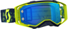 Prospect Goggle Yellow/Blue W/Electric Blue Chrome Lens