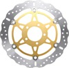 Floating Contour Brake Rotor Front Set