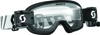 Youth Buzz Goggle Black w/Clear Lens