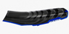 X-Seat Black/Blue - For 18-19 Yamaha YZ450F YZ250F