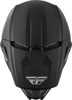 Kinetic Solid Helmet Black X-Large