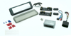 Scosche Single Din Radio Install Kit For 98-13 Harley Touring Models