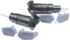 Frame Sliders R12 - For 08-11 Suzuki GSX1300BK B-King