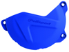 Clutch Cover Protector Blue - For 09-15 Yamaha WR450F