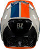 Formula Origin Helmet Grey/Orange/Blue Large