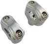 Step Risers 2 inch Natural - 88-09 Harley-Davidson Softail
