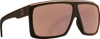 Fame Sunglasses Matte W/Rose Gold Lens