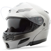GM-54S Modular Motorcycle Helmet Titanium Medium