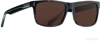 Blindside Sunglasses Shiny Tortoise W/Brown Lens