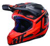 Helmet GPX 6.5 Carbon V16 DOT + ECE XXL Carbon/Orange