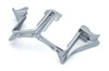 Precision Chrome Tappet Block Accent - Harley Milwaukee-Eight