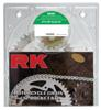 520EXW-92 Chain 13/40 Silver Aluminum Sprocket Kit