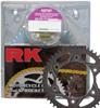 GB520MXZ4-114 Chain 13/50 Black Aluminum Sprocket Kit