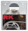 520EXW-114 Chain 14/49 Steel Sprocket Kit - RK Excel Chain & Sprocket Kit