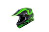 Scorpion EXO VX-R70 Quartz Neon Green Dirt Helmet 2XL 2X-Large