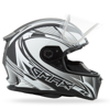 Ff-49 Snow Helmet Sektor Matte Black/White - X-Large